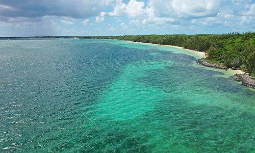 dollar sand beach