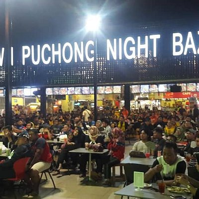 The best #1 'Makan' & Shopping spot in Puchong