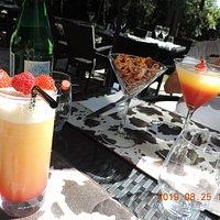 Délicieux cocktail