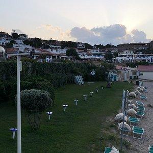 spiaggia Battistoni