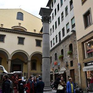 Column of Santa Felicita