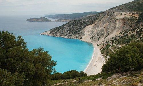 More Myrtos Beach