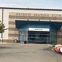 MI, Bloomfield Hills, Detroit Skating Club - 1