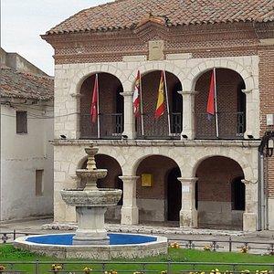 Ayuntamiento Alcazarén