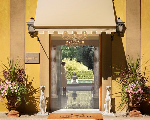 Entrance of The Spa