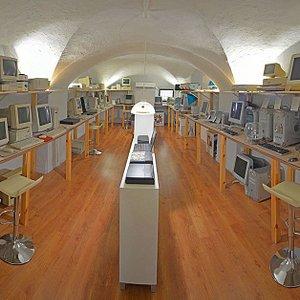 Segunda planta del museo