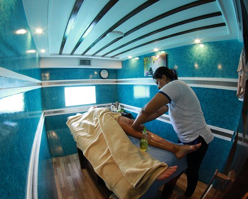 Sea spa | From Hurghada: Luxury Cruise Spa Experience on the Red Sea