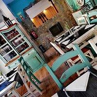 O nosso espaço... INCANTO Restaurante