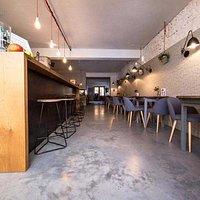 Pura Restaurant Interior