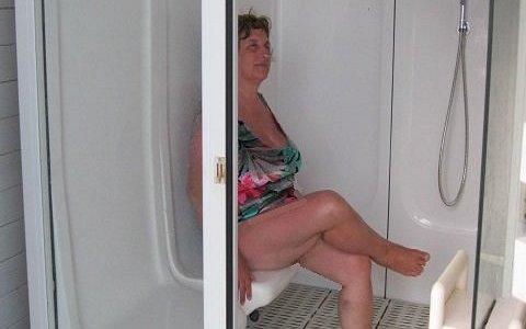 Angolo docce
