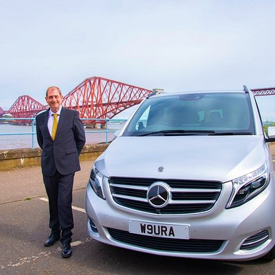 Aura Journeys Scotland at the Forth Bridges