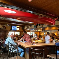 Love Bayside Tavern!  One of our favorites in Fish Creek!