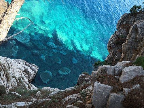 Color of the sea :)