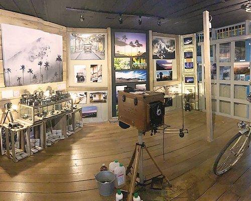 espectacular galeria dedicada al territorio de salento y del Quindío