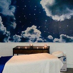 Massage Room at Grace Bay
