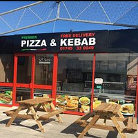 Premier pizza and kebab