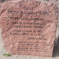 Praça Gabriela Mistral