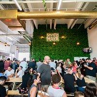 Spanish Marie Brewery Secret Beer Garden Reveal