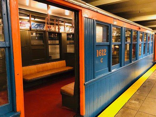 Treni delle vecchie metropolitane