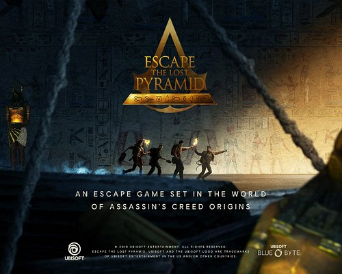 INDIAS 1ST VR ESCAPE ROOM GAMES THE LOST PYRAMID