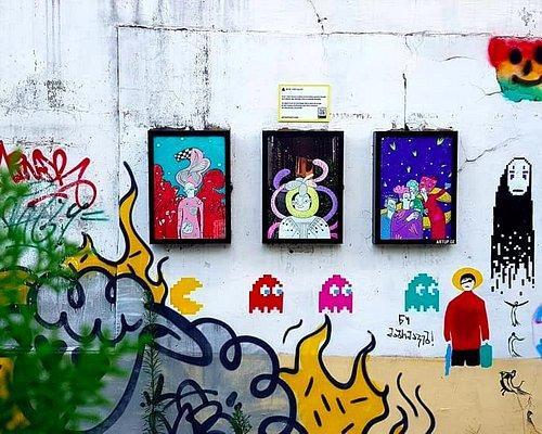 Artworks by Masholand