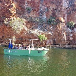 Exclusive Yardie Creek Boat Cruise