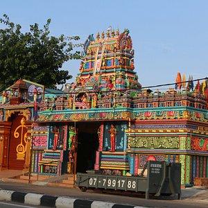 Kual Sri Subramaniam, Mersing
