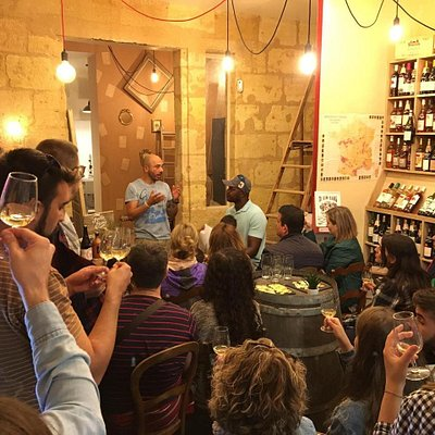 Wine Tasting after Walking Tour