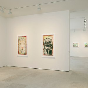 Exhibition Francesco Clemente: The Spell On You