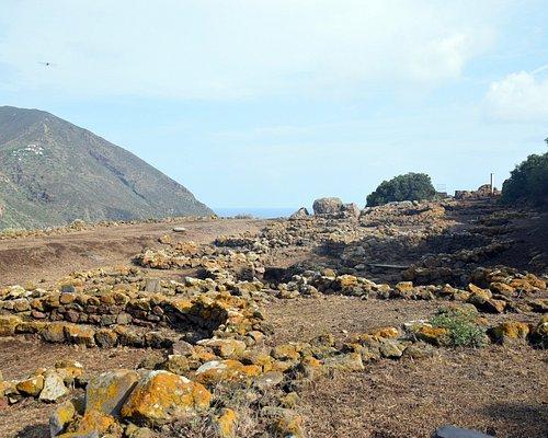 Le capanne preistoriche di Capo Graziano