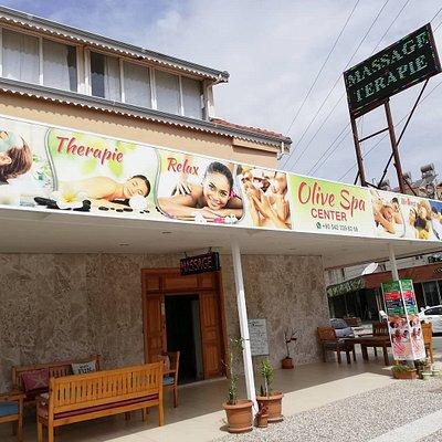 Olive Spa Center 👌