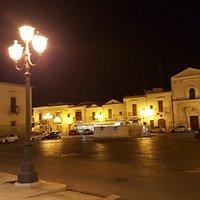 piazza marina di sera