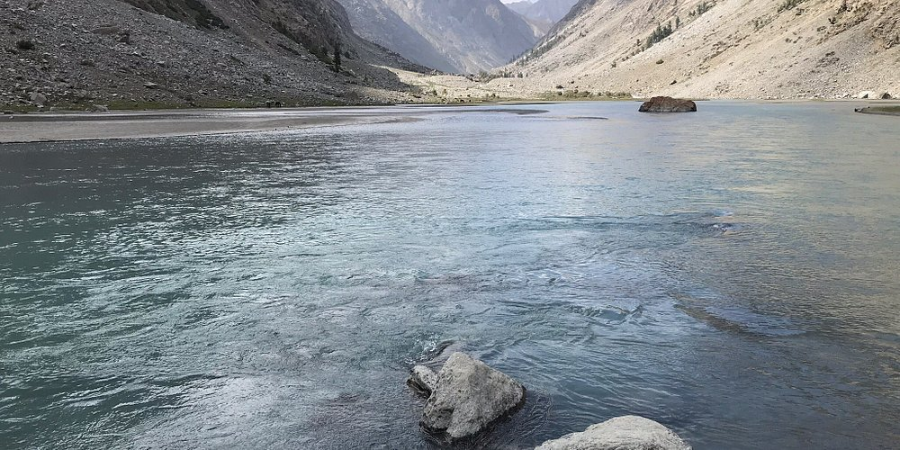 Kalam Valley Awesome places