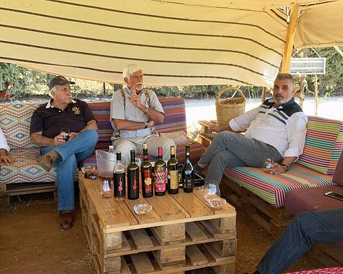 A great place to relax and enjoy some great wine!