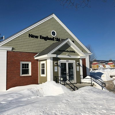 Eastern Slope branch of New England Ski Museum