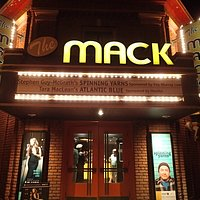 Tara MacLean (Atlantic Blue) at the Mack