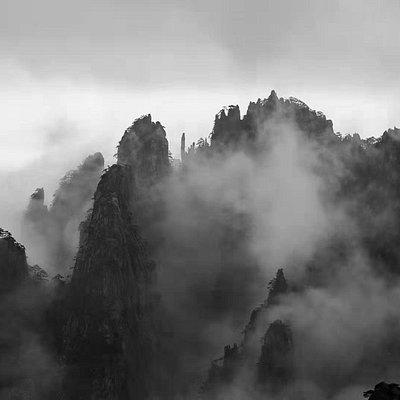 Huangshan Mt.