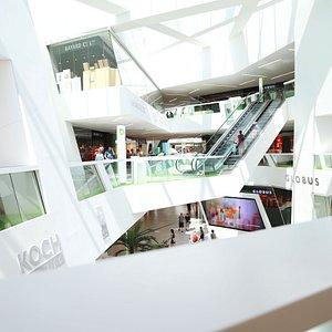 Blick durch die Mall