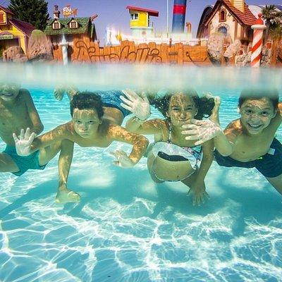 Aquafollie, il parco acquatico dedicato alle famiglie!