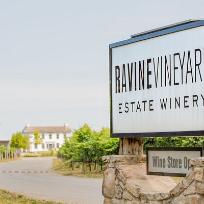 Ravine Vineyard Estate Winery.