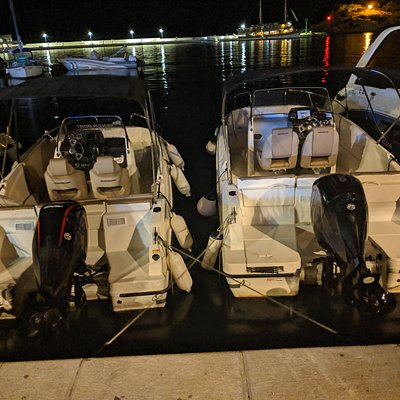 New boats: Quicksilver 555 with Mercury 115  & Quicksilver 675 with Mercury 150