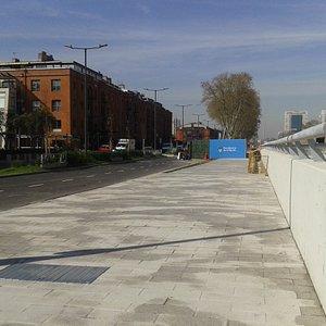 Paseo del Bajo: Bs.As 2019.