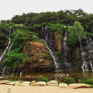 Hongjecheon Artificial Waterfall