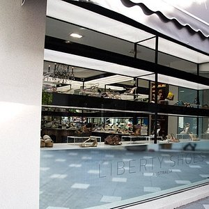 Liberty Shoes Australia is a luxury designer shoe boutique located at Double Bay, Sydney!