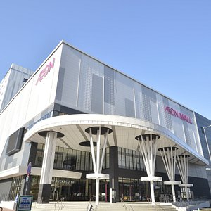 イオン旭川駅前 入口 駅直結