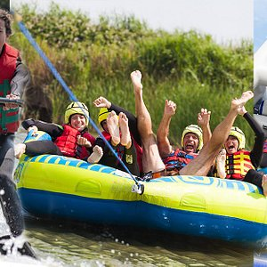 Action Watersports is a family run Watersports centre, the team are passionate about the exhilarating activities we provide. Our dedication to delivering outstanding customer service is reflected in our TripAdvisor and Facebook reviews.