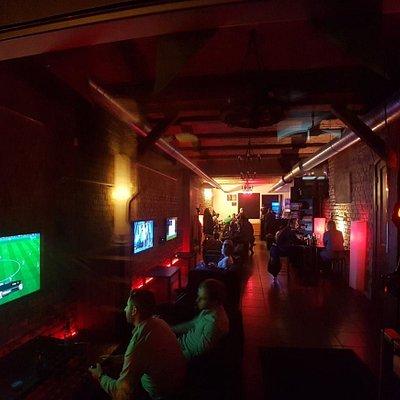 #Gamestation  interriour