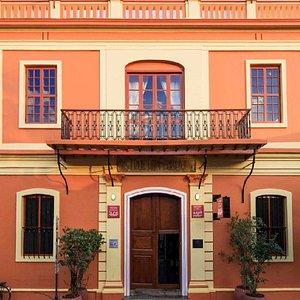 Hotel Facade Image