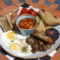 The best full English in the world?
