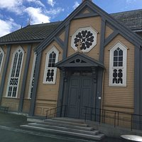 Tromso Cathedral exterior